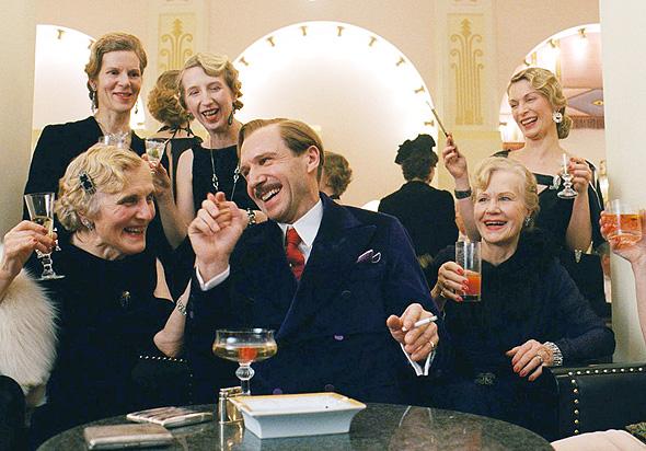 """הסרט """"מלון גרנד בודפשט"""". סוף סוף אוסקר, לאחר שמונה מועמדויות"""