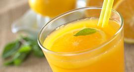 מיץ תפוזים טבעי, צילום: שאטרסטוק