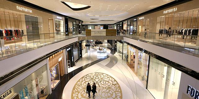 """דילמת הקניונים: איך שורדים בתוך 214 אלף מ""""ר של שופינג"""