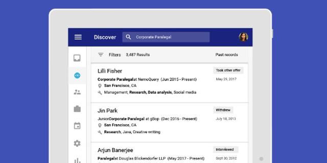 גוגל השיקה את Hire, פלטפורמה לחיפוש עובדים