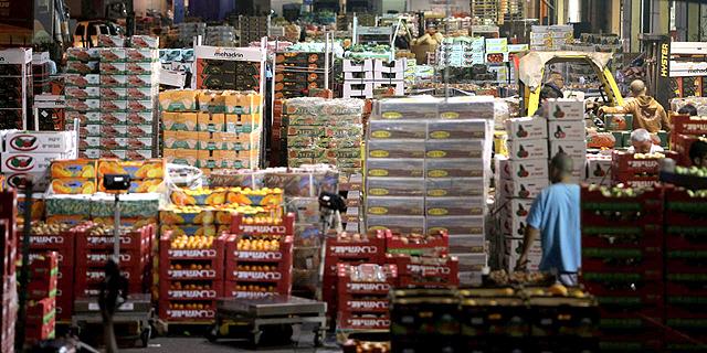 רשות התחרות פשטה על השוק הסיטונאי בצריפין