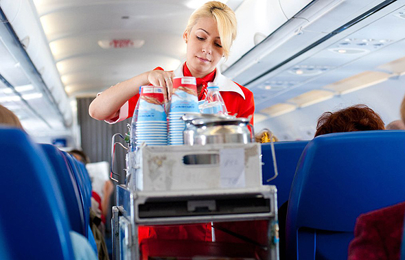 Flight attendant (illustration). Photo: Shutterstock