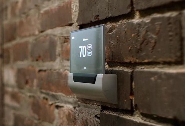 מיקרוסופט תרמוסטט Glas בית חכם, צילום: Business Insider