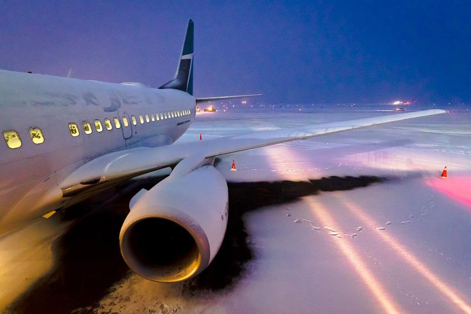 גם למטוס קר לפעמים, צילום: XTREME Photos