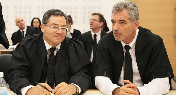 עורכי הדין רם דקל ורונן עדיני