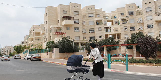 העיר אלעד , צילום: אוראל כהן