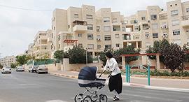 העיר אלעד (ארכיון), צילום: אוראל כהן