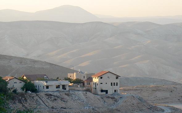 התנחלות מצפה יריחו, צילום: Chanan Morrison/wikipedia