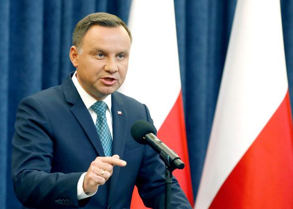 נשיא פולין דודה