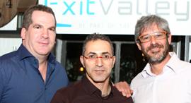 ExitValley executives, צילום: ExitValley