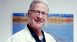 ניר גלעדי מנהל המערך הנוירולוגי איכילוב, צילום: דור מונאל
