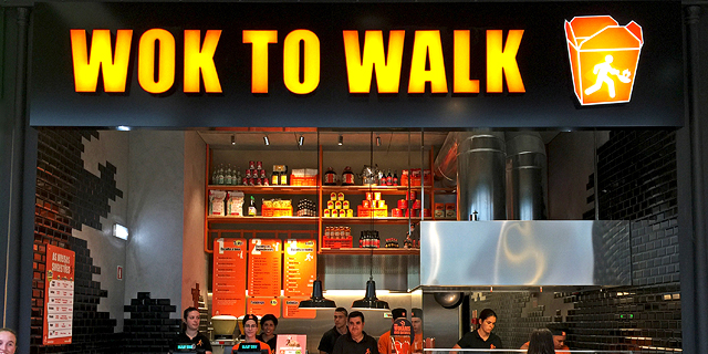רשת wok to walk חוזרת לסיבוב שני בארץ