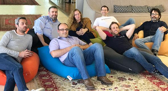 SimilarWeb employees at the company