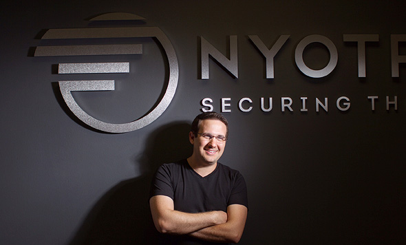 Nyotron founder Nir Gaist. Photo: PR