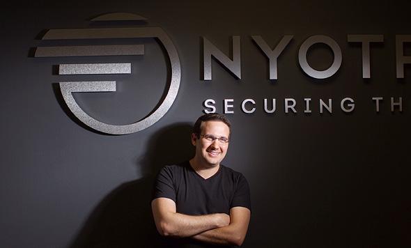 Nyotron founder Nir Gaist