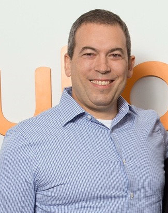 Outbrain CEO Yaron Galai