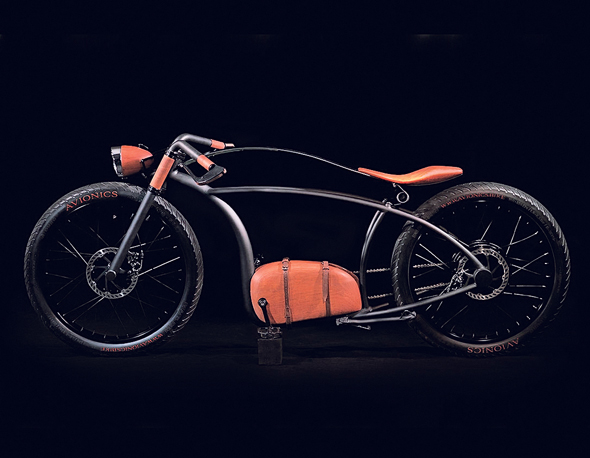 , צילום: avionics.bike