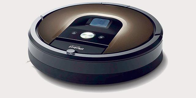 שואב אבק רובוטי של iRobot