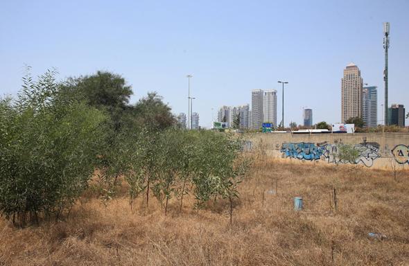 """מגרש תע""""ש בצפון יגאל אלון. מי ירוויח מההשבחה, היזם או העירייה?"""