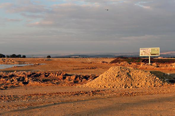 שטח בנייה מחיר למשתכן ב קריית ביאליק ליד שמורת עין אפק , צילום: אלעד גרשגורן