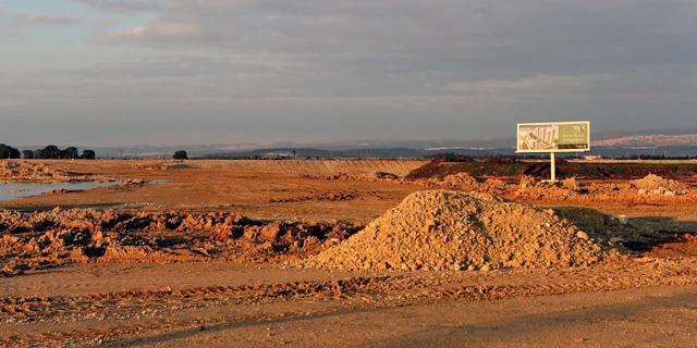 שטח פרויקט מחיר למשתכן בקריית ביאליק, צילום: אלעד גרשגורן
