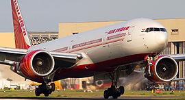 אייר אינדיה בואינג 777, צילום: Flickr / Darryl Morrelll