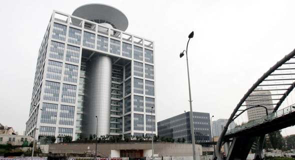 בניין משרד הביטחון