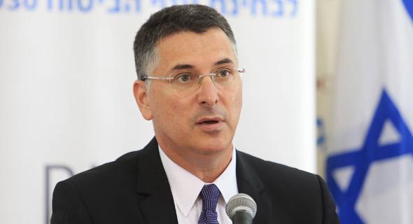 גדעון סער הוועדה לבחינת ענף הביטוח, צילום: אוראל כהן