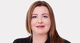 אוה מדז'יבוז' מנהלת הרשות לקידום מעמד האישה במשרד לשוויון חברתי