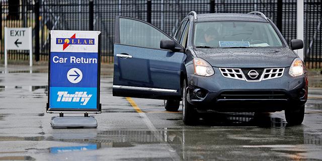 בגלל המצב הביטחוני: חלק מחברות השכרת רכב בעולם לא מכבדות רישיון נהיגה ישראלי
