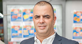"מנכ""ל ויקטורי אייל רביד, צילום: אוראל כהן"