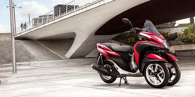 משרד האוצר יצמצם את ההטבה לקטנועים עם 3 גלגלים