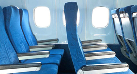 מושבים מטוס מושב אמצעי טיסה , צילום: Getty