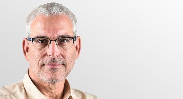 אדריכל הנוף רם איזנברג, זוכה פרס קרוון