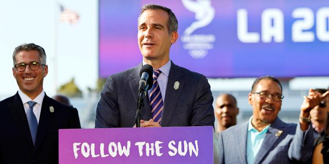 רשמית: לוס אנג'לס תארח את האולימפיאדה ב-2028