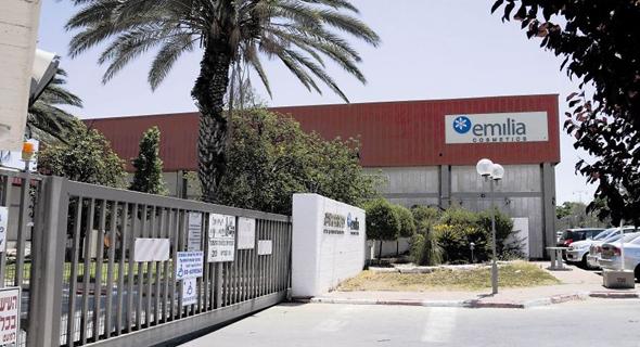 מפעל אמיליה קוסמטיקס בירוחם