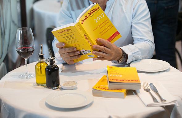 האחראי על מבקרי המסעדות של גו-מיו ישראל. טעימות אנונימיות, צילום: אוראל כהן