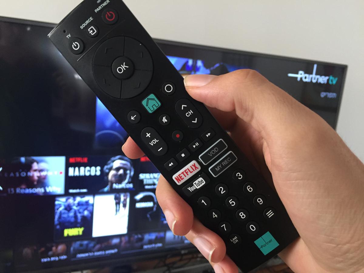 פרטנר TV סקירה סטרימינג 5, צילום: עומר כביר