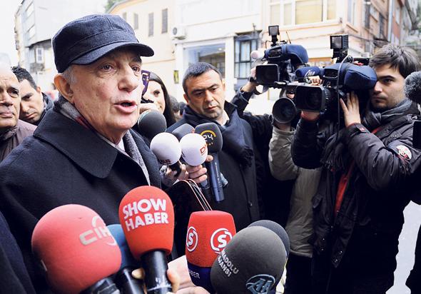 """חמיו של רודריק סטין דוגאן, שהואשם במזימה להפיכה בטורקיה. """"ארדואן הוא סימן אזהרה לעולם"""""""