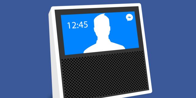 דיווח: הרמקולים החכמים של פייסבוק יגיעו לשוק ביולי