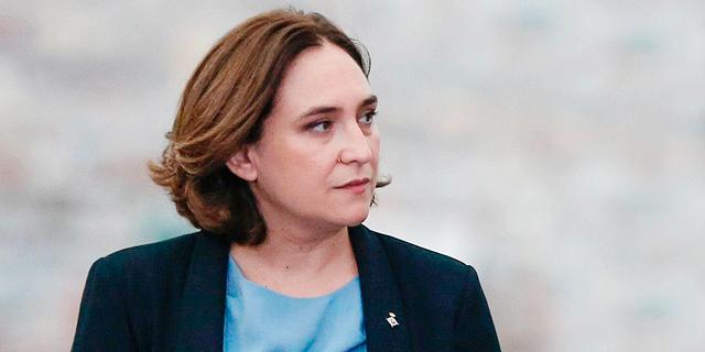 ראש העיר ברצלונה: מתנגדת להכרזת עצמאות