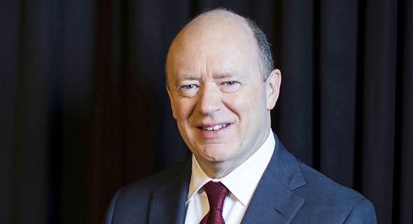 Deutsche Bank CEO John Cryan. Photo: Bloomberg