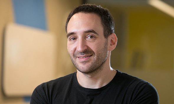 Playbuzz co-founder Shaul Olmert. Photo: Orel Cohen
