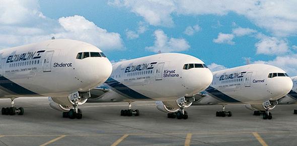 El Al airplanes (illustration). Photo: PR
