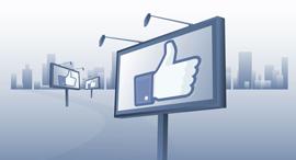 פרסומות בפייסבוק, צילום: Instapage