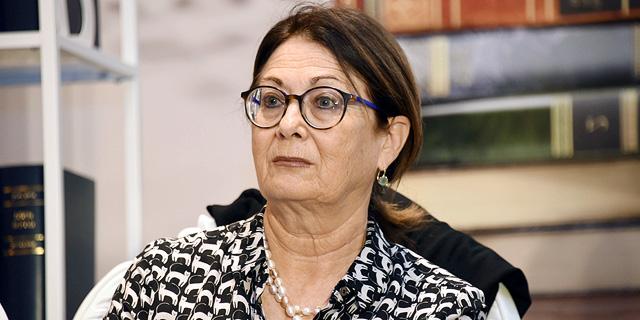 השופטת אסתר חיות. המליצה לשנות את התקנות הישראליות, צילום: יאיר שגיא