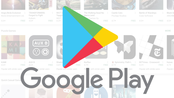 אפליקציות אנדרואיד גוגל play