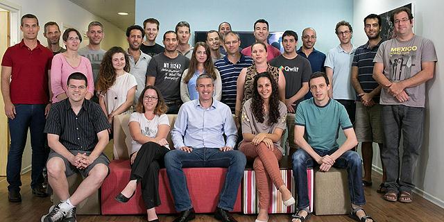 עובדי חברת קווילט בישראל