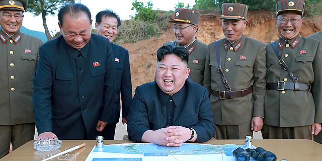 שליט צפון קוריאה קים ג'ונג און, צילום: רויטרס