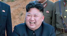 קים ג'ונג און, צילום: רויטרס